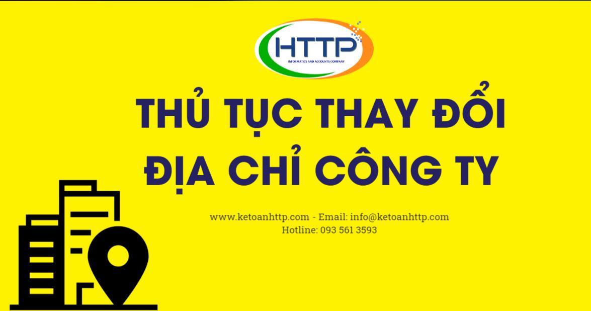 Dịch vụ thay đổi địa chỉ công ty tại Quảng Ngãi